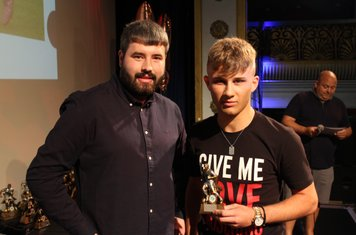 Under 18s Player of the Year (Runner Up) : Oliver Schofield