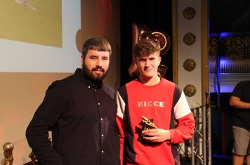 Under 18s Player of the Year : Callum Dolman