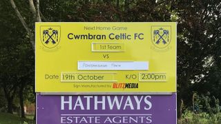 A Massive Performance at Cwmbran Celtic in FA Wales Cup