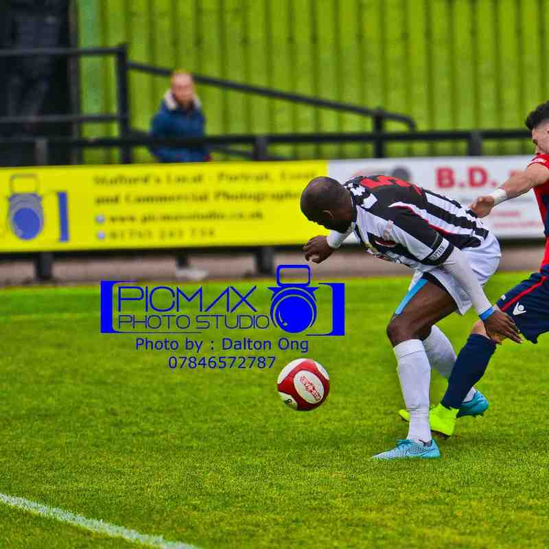 Stafford Rangers VS Rugby Town 4 - 0 17-10-2015