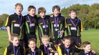 Bracknell U10 2011-12