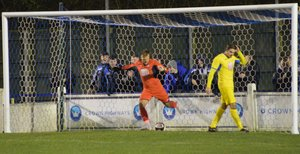Chasetown demolish 2nd placed Town 3-0