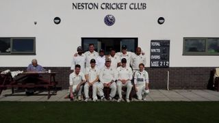 Woodford CC, Cheshire - 2nd XI
