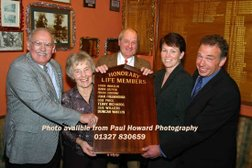 Honorary Life Members