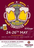 Towcester 10th Annual Beer Festival