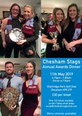 Stags Annual Awards Dinner