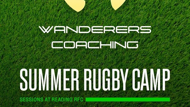 SUMMER RUGBY CAMPS ARE BACK!!!!