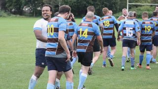 Kingswood 'A' Vs St. Mary's 'A' (28.09.19)