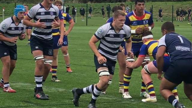 Founding Kingswood Knights Member Makes Bristol Bears Under 18's Squad