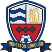 Nuneaton Borough (h) Saturday 17th October