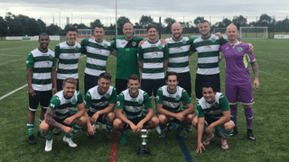 Senior Challenge Cup: CUFC 7 - 1 Frenford Senior Reserves