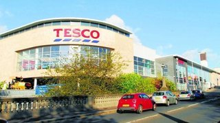 Gladiators - Tesco Bags of Help Grant Scheme