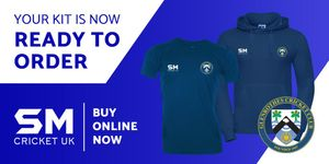 New Club Shop with SM Cricket