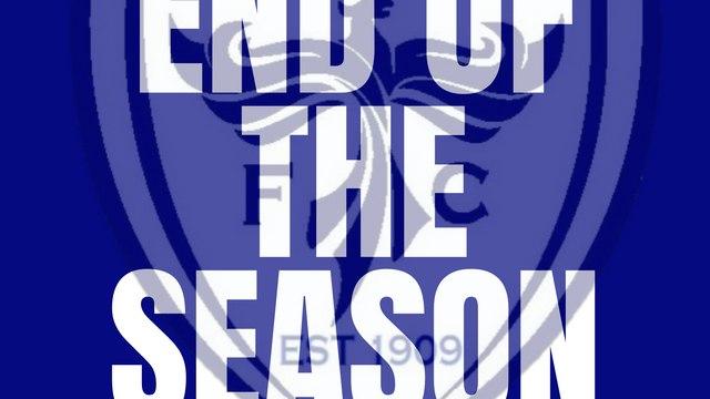 Season ended!