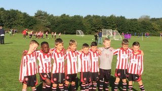 Kempston Rovers Colts U8 Lions
