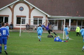 Alfie Speed Goal!!!!!!