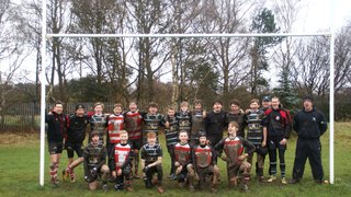 Back to winning ways for the under 14s