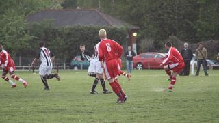 First's Away at Chobham (w 4-0)