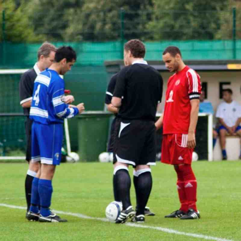 Firsts Away v Epsom & Ewell (1-1)