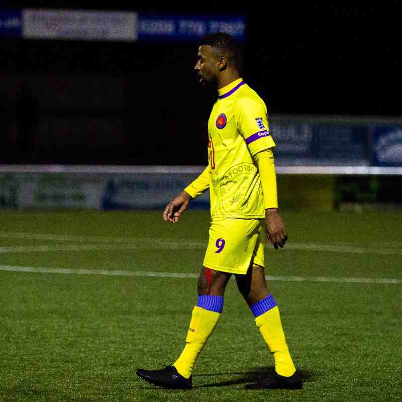 Sutton Common Rovers 3-2 Beckenham Town