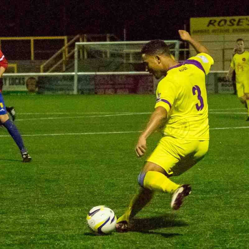 Sutton Common Rovers 1-2 Hanworth Villa
