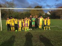 U14 Yellows