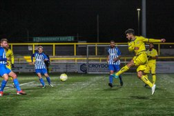 First's hold off AFC Hayes