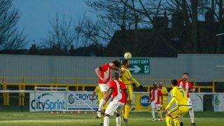 Sutton Common Rovers v Hanworth Villa 19.1