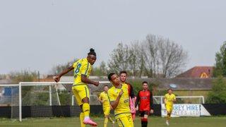 Reserves v Horsley cup final