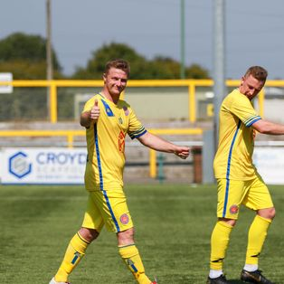 Rovers ease to victory over Banstead Athletic