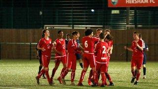 FA Youth Cup joy