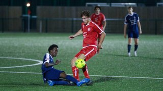 Isthmian 18's progress in FA Youth Cup
