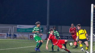 Isthmian 18's continue FA Youth Cup run