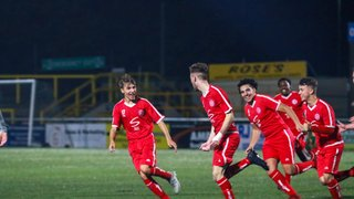 Extra time win sends 18's into 3rd Qualifying Round