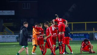 FA Youth Cup v Chipstead