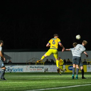 Rovers battle to Spelthorne win.