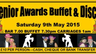 Senior Awards and Dinner Dance