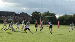 U18 Colts Vs MV