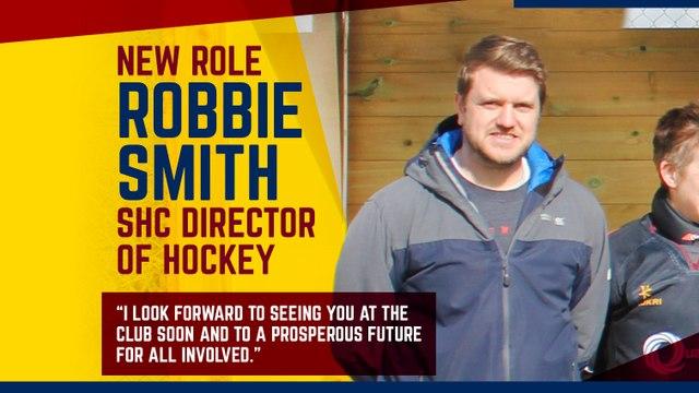 Robbie Smith: New Director of Hockey