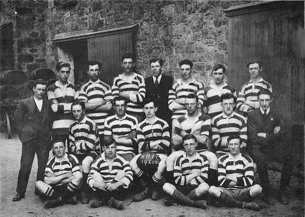 Newlyn 1920/21