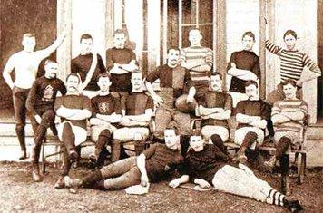 Penzance Team 1883-84