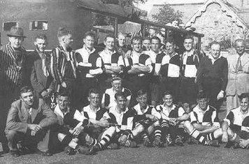 Penzance Team 1937-38