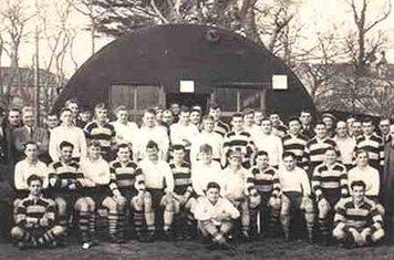 Pirates v Cardiff 1948