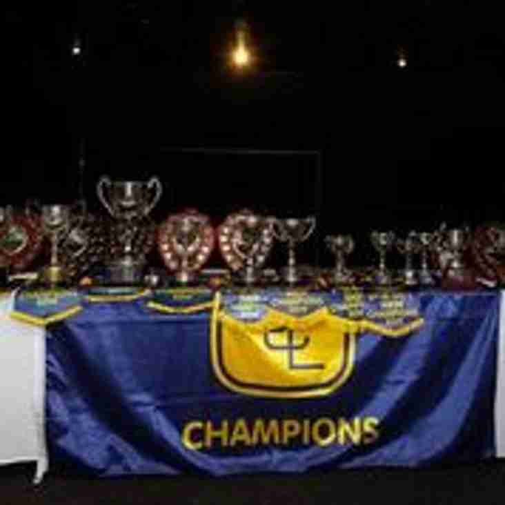 League Dinner & Presentation Night 2019 3/4