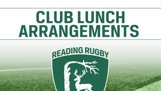 Club Lunch Arrangements