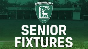 Senior Fixtures - Update