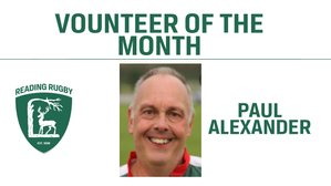 Volunteer of this Month