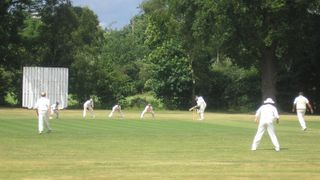 Sunday side fall short at Chessington