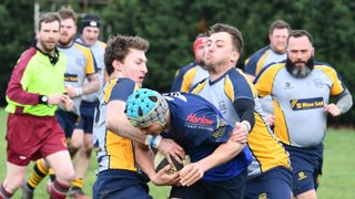 Disappointing loss for 1st XV against Leicester Forest