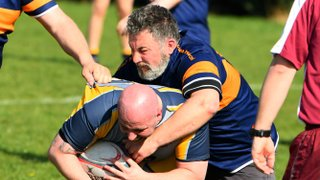 Annual Alan Lock Memorial Match enjoyed by all